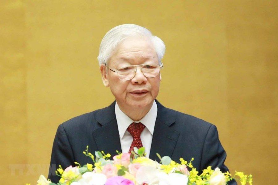 Phát biểu của Tổng Bí thư Nguyễn Phú Trọng về 5 năm thực hiện Chỉ thị số 05